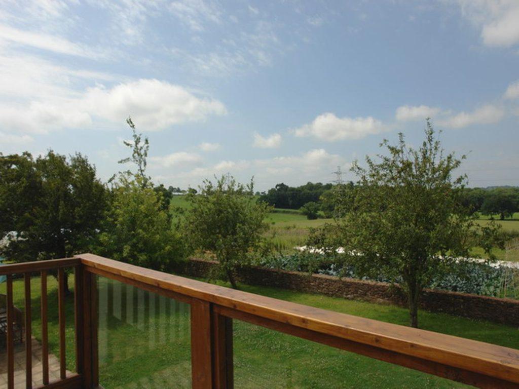 Balcony View, The Hay Loft