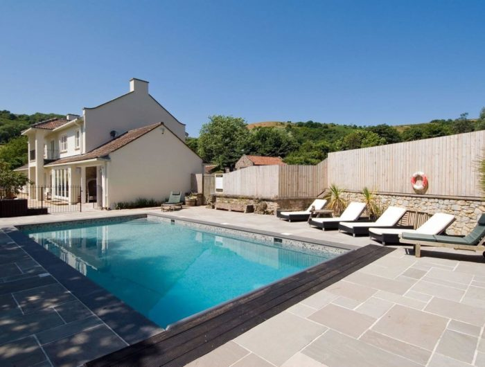 Compton House (Ref.975951) Somerset cottage swimming pool