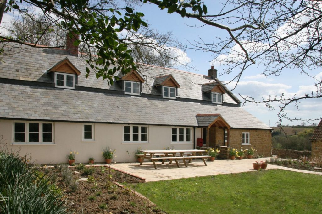 Marles Farmhouse, Salwayash, Dorset