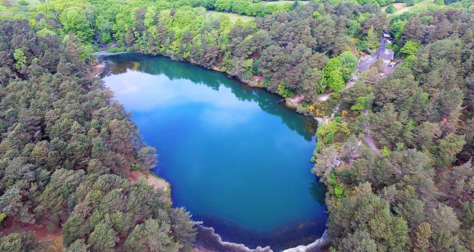 Blue Pool, Furzebrook