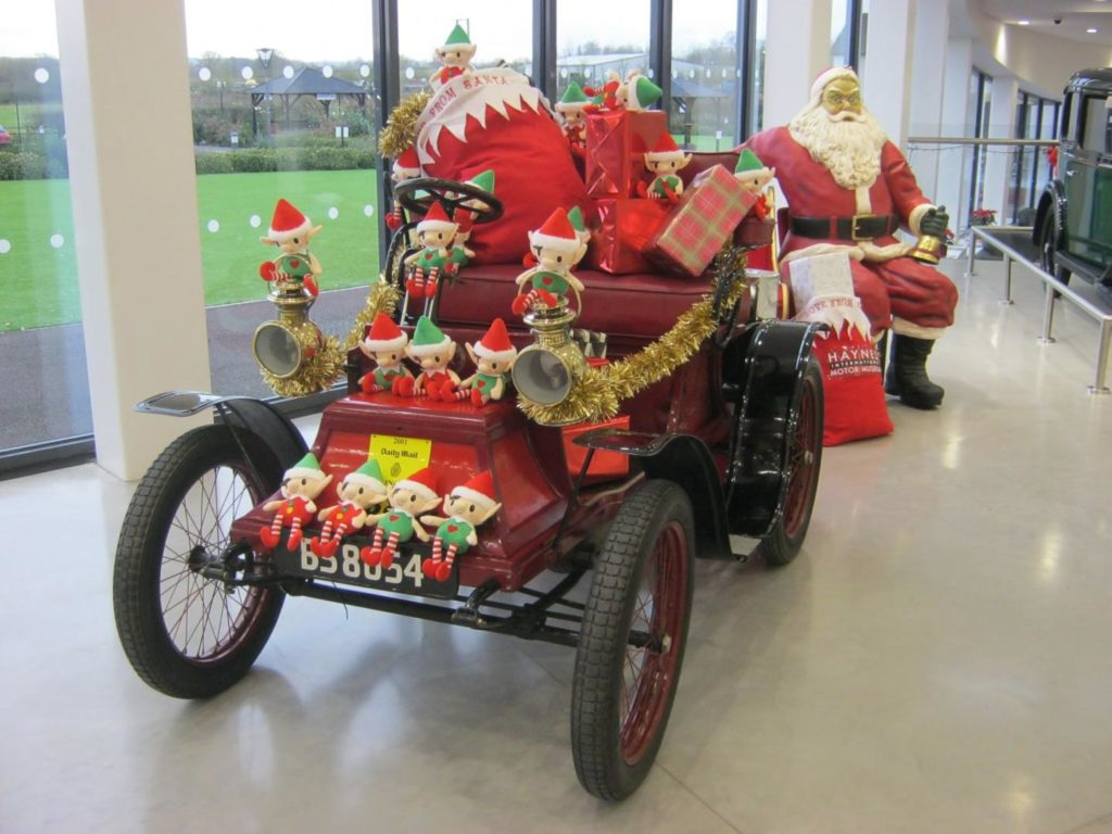Christmas at Haynes International Motor Museum, Yeovil