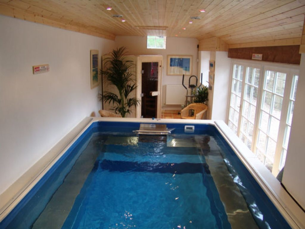 Swimming Pool in the Coach House