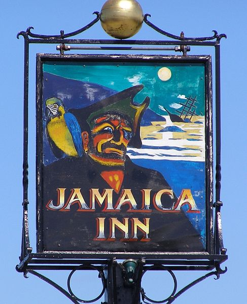 Jamaica Inn Sign