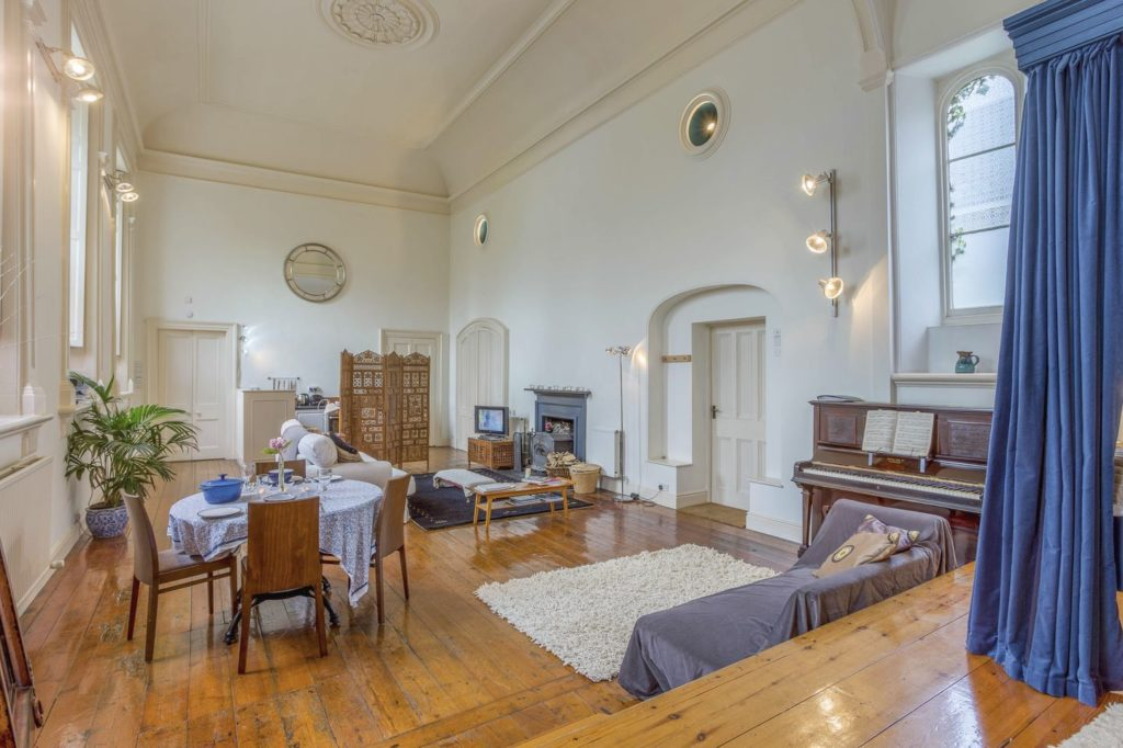 The Music Room, South Devon