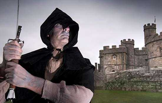 Fright Night at Pendennis Castle