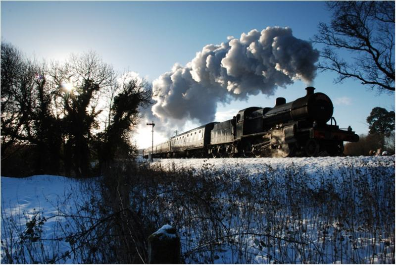 West Somerset Railway Santa Special