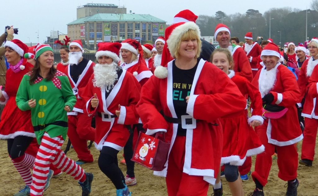 Chase the Pudding Weymouth Event