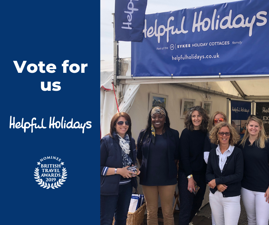 Vote for Helpful Holidays