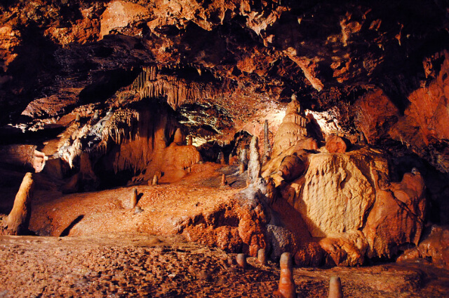 Kents Caves Prehistoric Cavern in Torquay Devon