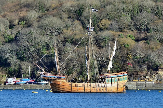 The Matthew - replica 15th century ship