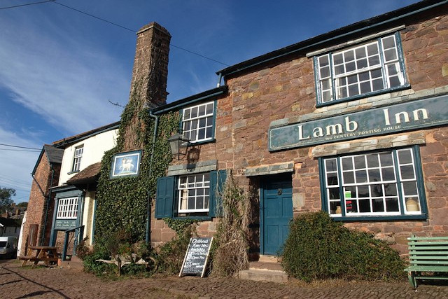 The Lamb Inn, Sandford