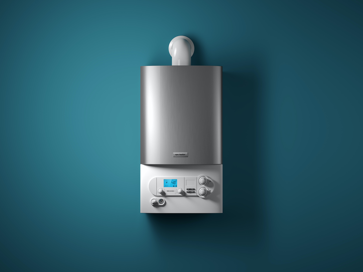 Gas boiler maintenance is essential at your holiday home.
