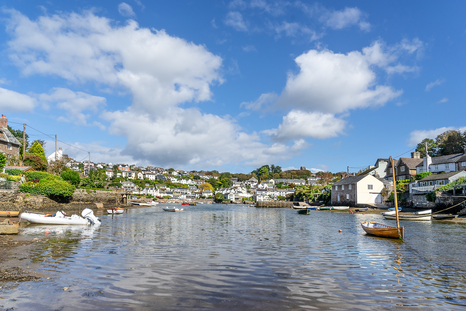 Holiday cottages Newton Ferrers and Noss Mayo in Devon