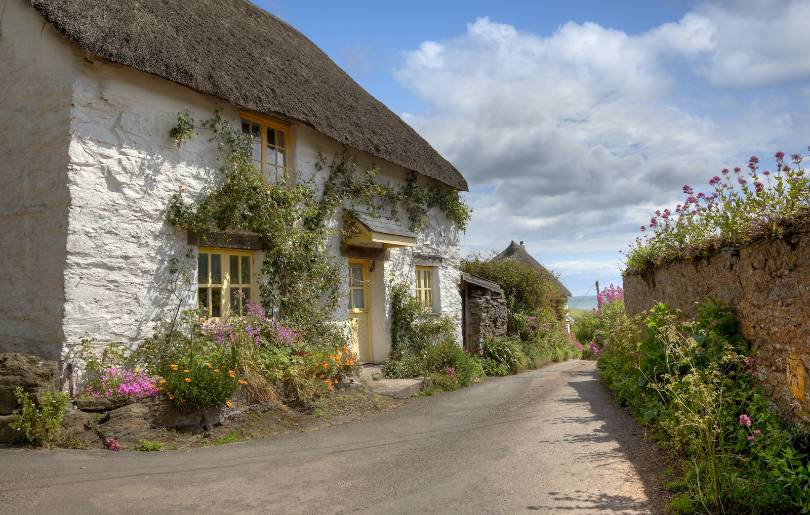 Buying a holiday home in the West Country - Cottage in Devon