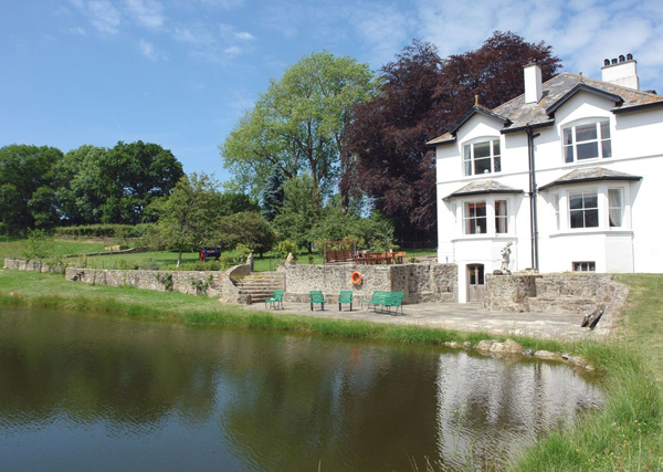 Chagford holiday cottage near the Moor Otters Art Trail
