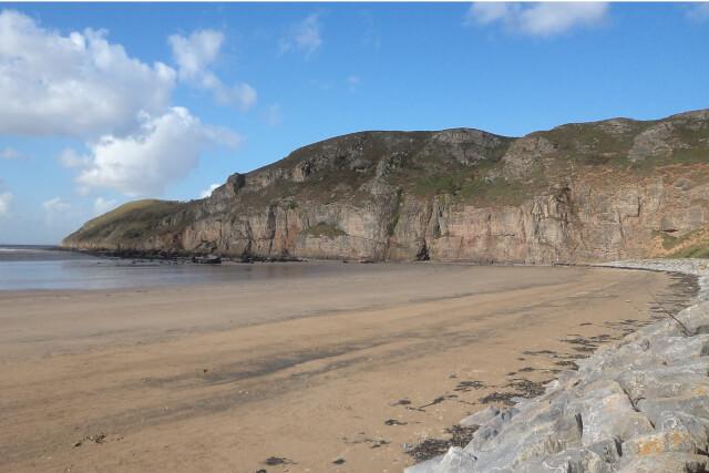 brean-beach-somerset